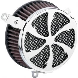 CHROME AIR CLEANER KIT 1010-1232