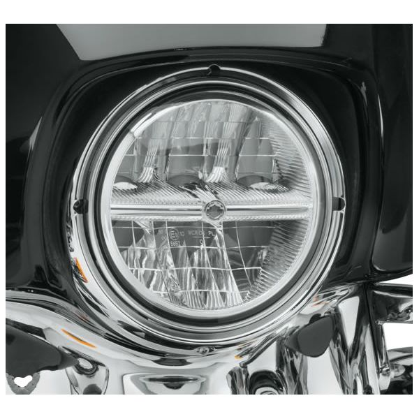Daymaker Reflector Led Headlamp Lcs67700189 Lcs Motorparts