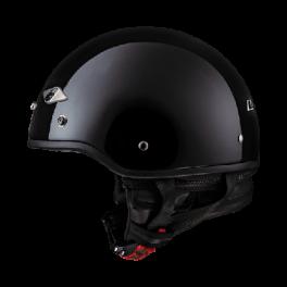 LS2 HH568 BLACK HELMET