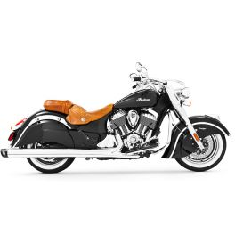 FREEDOM PERFORMANCE EXHAUST 4 IN SLIP-ON MUFFLERS FOR INDIAN