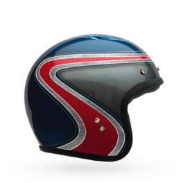 CAPACETE CUSTOM 500 SE AIRTRIX HERI BLUE/RED
