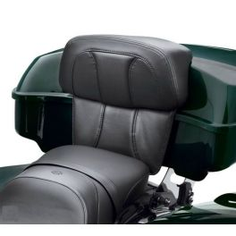 Chopped Tour-Pak Backrest Pads - CVO Street Glide Styling LCS52300359