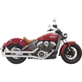 """2 1/4"""" CHROME HOUSING FOR INDIAN SCOUT 1811-2907"""