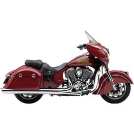 "4"" SLIP-ON MUFFLERS FOR INDIAN 1811-2851"