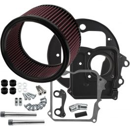 AIR CLEANER KIT AND COVERS FOR INDIAN