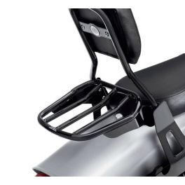 Custom Tapered Sport Luggage Rack- Gloss Black-LCS5404910