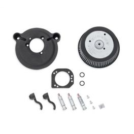 Screamin' Eagle Stage I Air Cleaner Kit - Texture Black LCS29400239
