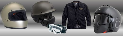 Helmets & Apparel