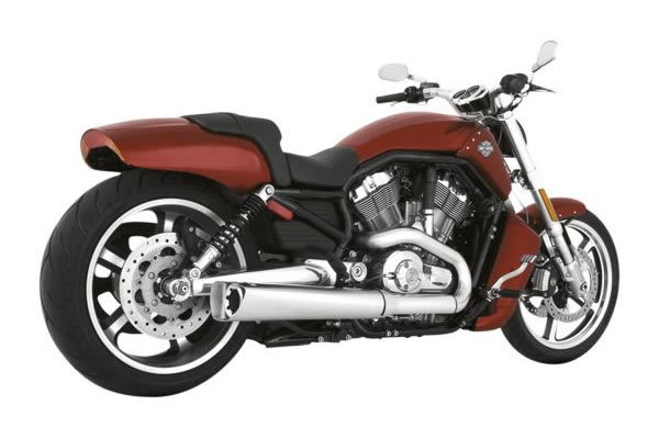 Ponteira Competition Vance & Hines para Harley VRSC Muscle