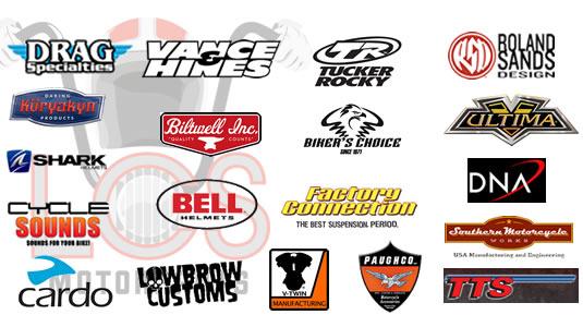 LCS MOTORPARTS é distribuidora das melhores marcas do mercado mundial