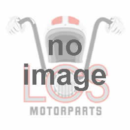 WHEEL ASSEMBLY, 5 SPOKE W/O BEARINGS & SLEEVE (BLACK W/ORANGE PIN STRIPE)  - LCS43300072