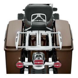 Adjustable Two-Up Luggage Rack